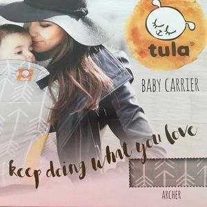 Tula archer baby carrier
